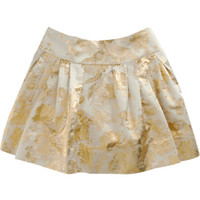 Rochas Brocade Skirt at Barneys.com