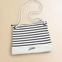 Junior Gaultier - Sailor Stripe Beach Bag