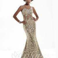 Tiffany 16768 at Prom Dress Shop