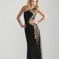 Night Moves 6713 at Prom Dress Shop