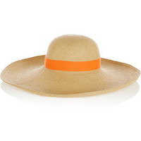 Sensi Studio|Lady Ibiza toquilla straw sunhat|NET-A-PORTER.COM