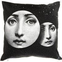 Fornasetti Theme & Variations Pillow