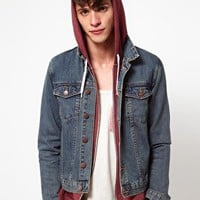 Cheap Monday Tobias Denim Jacket at asos.com