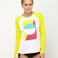 Rocker Rashguard - Roxy