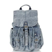 Railroad Denim Backpack