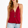 Sideswept Cami $18