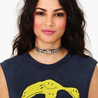 Space Case Choker