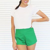 Shorts Jake Sports Luxe Green