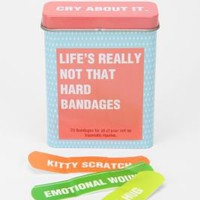 Life's Really Not That Hard Bandages