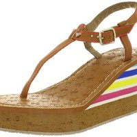 Roxy Women's Aerial Wedge Sandal