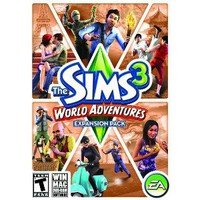 The Sims 3: World Adventures (PC Games)