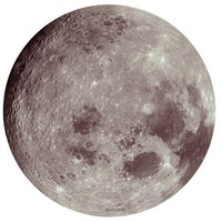 INFMETRY:: Moon Mouse Pad - Electronics