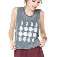Brandy ♥ Melville |  Sadie Moon Tank - Just In