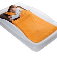 The Shrunks Tuckaire Toddler Inflatable Travel Bed