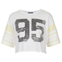95 Crop Tee - Jersey Tops  - Clothing