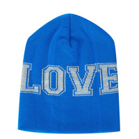 &#x27;Love&#x27; Beanie - Topshop USA