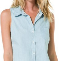 ROXY PERFECT WAY SLEEVELESS TOP | Swell.com