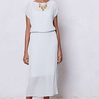 Anthropologie - Accordion  Midi Dress