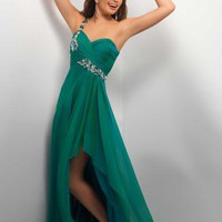 Blush 9629 at Prom Dress Shop