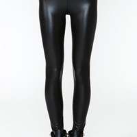 City Slick Leggings - Black