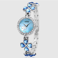 Blue Clover Watch for Women