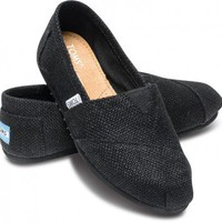 Black Burlap Women&#x27;s Classics