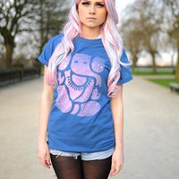 Ganesh print boyfriend T-shirt from The Left Bank