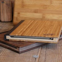 Wood iPad Cases | The Gadget Flow