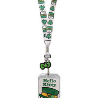Hello Kitty Leprechaun Lanyard | Hot Topic
