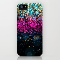 Blendeds IV Glitterest iPhone &amp; iPod Case by Rain Carnival