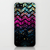 Blendeds IV C-Glitterest iPhone &amp; iPod Case by Rain Carnival