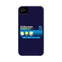 Alderaan 5 Day Forecast Phone Case | SnorgTees
