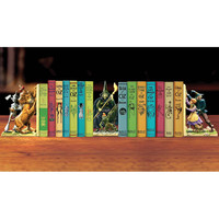 The Exact Reproduction Wizard of Oz Library - Hammacher Schlemmer
