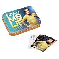 Star Trek Playing Card Gift Set - Vandor - Star Trek - Games at Entertainment Earth