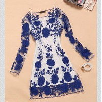 one-piece dress/gr