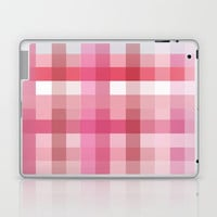 Pixelate Rose Laptop &amp; iPad Skin by jessadee77