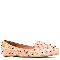 Jeffrey Campbell The Martini Bee Shoe in Nude and Gold : Karmaloop.com - Global Concrete Culture