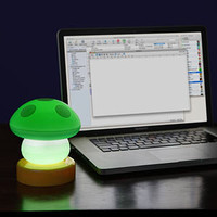 USB Mushroom Lamp