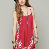 Free People Gardens of Gardenia Slip