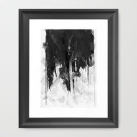 Stacy Framed Art Print by Alexis Marcou