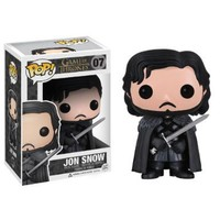Game of Thrones Jon Snow Funko POP! Vinyl Figure - Whimsical &amp; Unique Gift Ideas for the Coolest Gift Givers