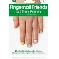 Fingernail Friends at the Farm - Whimsical & Unique Gift Ideas for the Coolest Gift Givers
