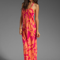 Velvet Orville Corfu Maxi Dress in Fruit Punch from REVOLVEclothing.com