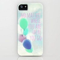 no matter where you are iPhone & iPod Case by Sylvia Cook Photography