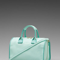 See By Chloe April Large Duffel in Aqua Green from REVOLVEclothing.com
