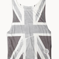 Bristish Flag Muscle Tee | FOREVER 21 - 2074535091