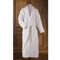 The Genuine Turkish Bathrobe - Hammacher Schlemmer