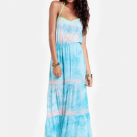 Summer Lightning Maxi Dress - $48.00 : ThreadSence, Women's Indie & Bohemian Clothing, Dresses, & Accessories