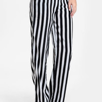Vaudeville Striped Trousers - $42.00 : ThreadSence, Women's Indie & Bohemian Clothing, Dresses, & Accessories