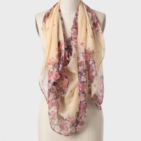 Romantic Garden Scarf at ShopRuche.com